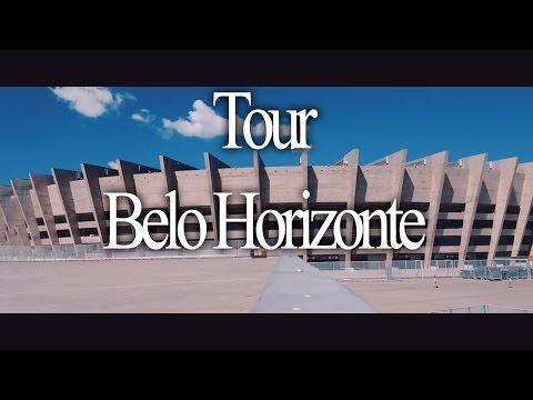 TOUR por Belo Horizonte, pontos turísticos região Pampulha