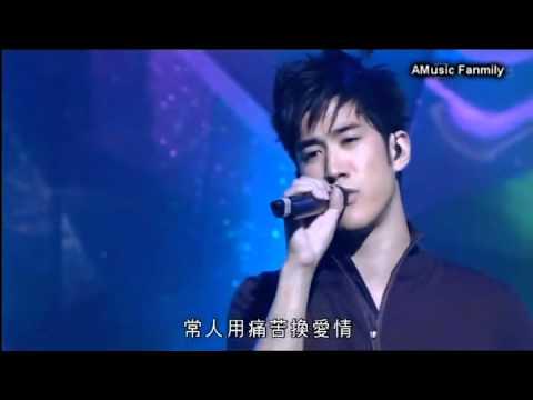 李治廷 Aarif Rahman (Lee) - 尼古拉 (Live) 20110917