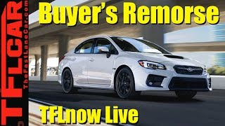 People Ditch These 10 Cars After Just One Year! TFLnow Live #43