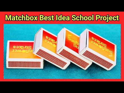 Matchbox Best Idea school project work