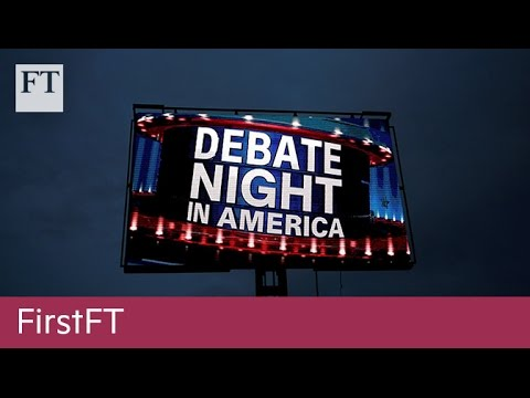 Clinton and Trump clash, Farc deal | FirstFT