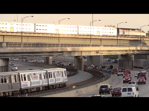 Chicago Englewood Flyover open for Metra