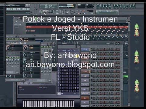 Dangdut Pokok e Joget Instrumen - Versi YKS (musik: ari bawono)