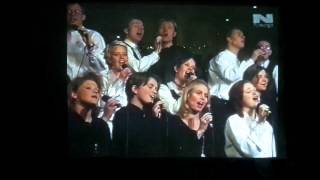 DEILIG ER JORDEN - a Norwegian christmas carol sung by the well known choir REFLEX