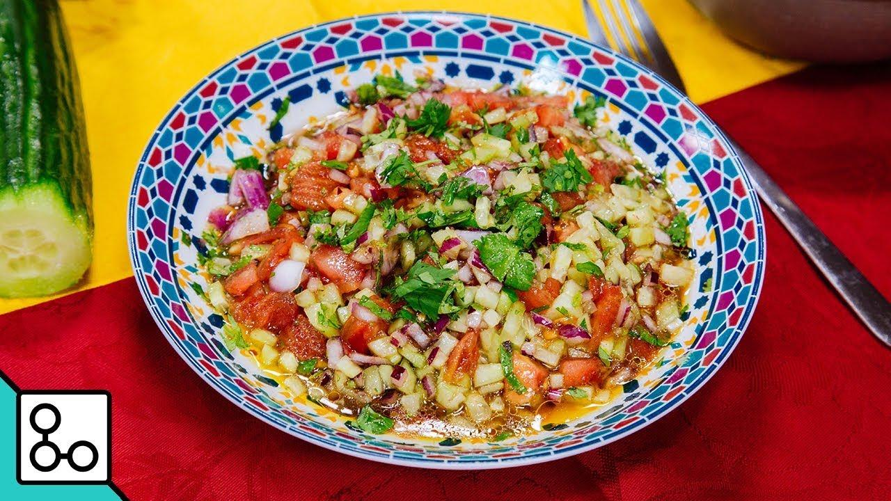 Salade Marocaine - Youcook