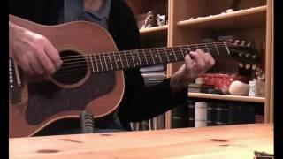 Sunflower river blues - Cover John Fahey - Open C tuning