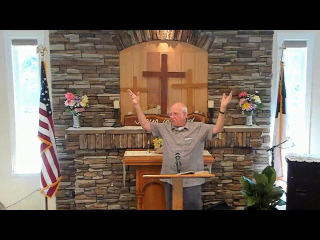 Sunday Service - Jul 28, 2019 - 2nd Timothy: How To Be A Strong Christian