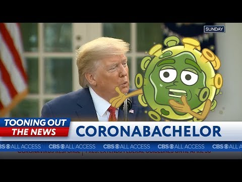"""Tooning Out The News   President Trump Talks """"Bachelor"""" Ratings And Coronavirus Responds   3/30/20"""