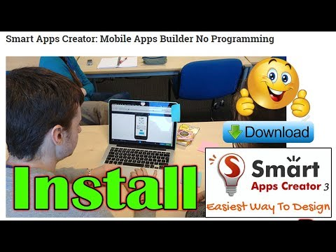 DOWNLOAD INSTALL SMART APPS CREATOR 3 (SAC)