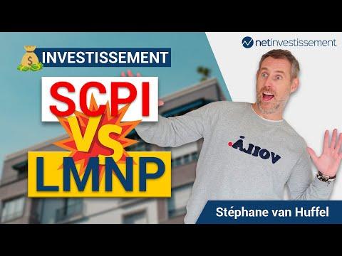 Investissement : Que choisir entre une SCPI de rendement ou un investissement locatif ? [vidéo BFM]