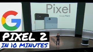 Google Pixel 2 Event 10 Minutes!