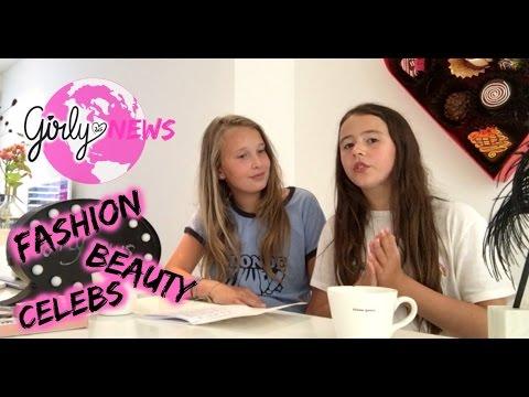 GIRLY NEWS! (OVER FASHION,BEAUTY,CELEBS EN SOCIAL MEDIA ... Girly Blog Youtube
