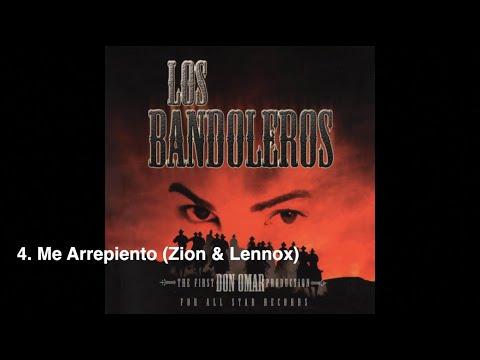 4. Me Arrepiento (Zion & Lennox) (Álbum Los Bandoleros)