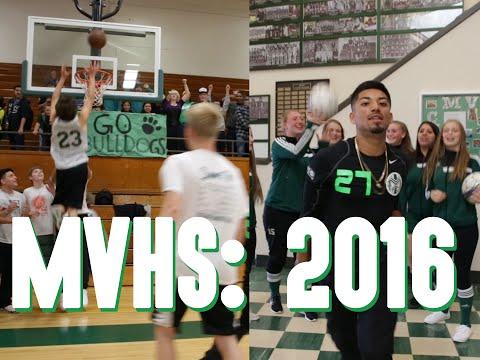 MVHS 2016: All-School Music Video