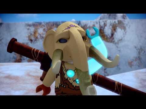 LEGO Chima - Minimovie #7 Mammuth Auszeit!