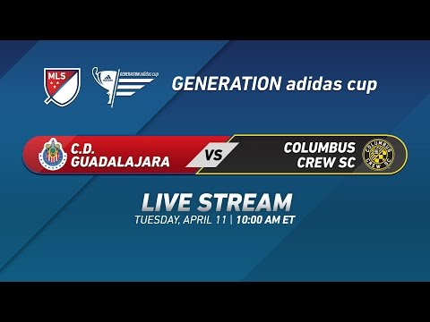 C.D. Guadalajara vs. Columbus Crew SC | 2017 Generation adidas Cup