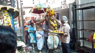 Sri Nageswari Amman Moola Mantra Homam - Part 1
