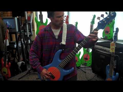Flea Bass Solo at Schmitt Music in Burnsville, Minnesota USA