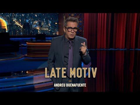 "LATE MOTIV - Monólogo de Andreu Buenafuente. ""Gluten Morgen"" | #LateMotiv444"