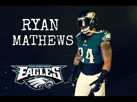 RB|| RYAN MATHEWS|| EAGLES|| 2016 HIGHLIGHTS