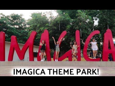 IMAGICA THEME PARK!! INDIA VLOG #6 | Nicole Laeno