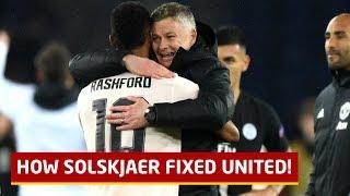 5 Ways Ole Gunnar Solskjaer Resurrected Manchester United   Man Utd News