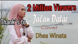ADIBAL GAUL _ JALAN DATAR Cover DHEA WINATA