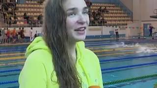 Плавание. Личный Чемпионат Днепра-2017 среди юношей 2001-2002 г.р. Украина