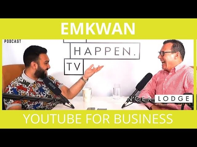 Exclusive Emkwan Interview - Unlock YouTube Growth For Your Business