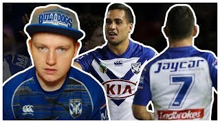 KNIGHTS 16 BULLDOGS 36 (ROUND 16 2018) | MY THOUGHTS