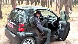 Smart Fortwo (кузов 451) 1.0 71 л.с. Тест драйв(, 2016-04-13T00:15:16.000Z)