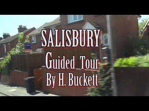 Salisbury England tour (with Hyacinth Bucket)