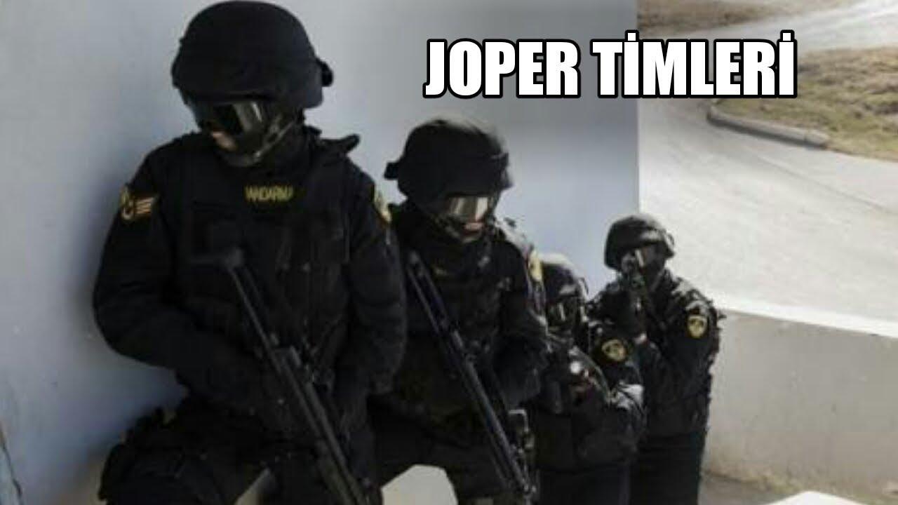 JOPER Timleri - Jandarmanın En Seçkin Timi