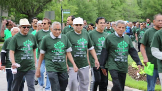 BAPS Charities Walk Green 2017, Houston, TX