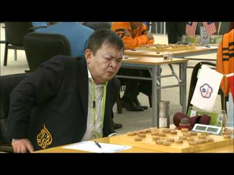 Chinese chess debuts at Asian Games