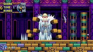 Sonic Mania: Hydrocity Zone Act 1 (Super Sonic) [1080 HD]