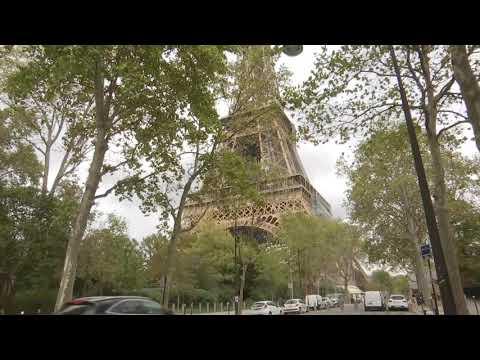 DIRECTO: Evacuada la torre Eiffel por una amenaza de bomba