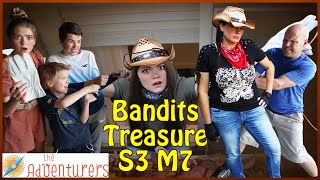 Working With Both Sides! Who To Believe? Bandits Treasure S3 M7