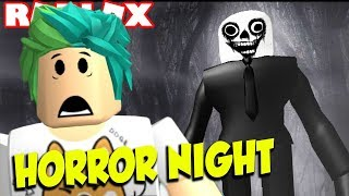 ROBLOX HORROR GAMES! FRIGHT NIGHT SCARY TIMES!  | Roblox Live Stream
