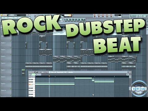 ROCK / DUBSTEP BEAT [Instrumental Hip Hop/Rap]