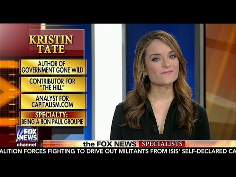 Kristin Tate Joins The Specialists on Fox News