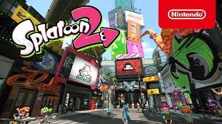 スプラトゥーン2 Nintendo Switch プレゼンテーション 2017 出展映像 thumbnail
