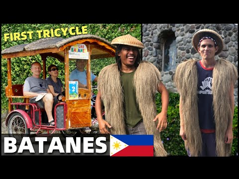 CANADIAN FAMILY VISIT BATANES WITH FILIPINO FRIEND! (Philippines Northern Islands)