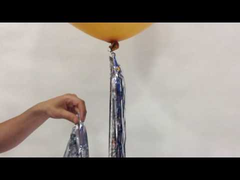 Balloon Decorating Tutorial