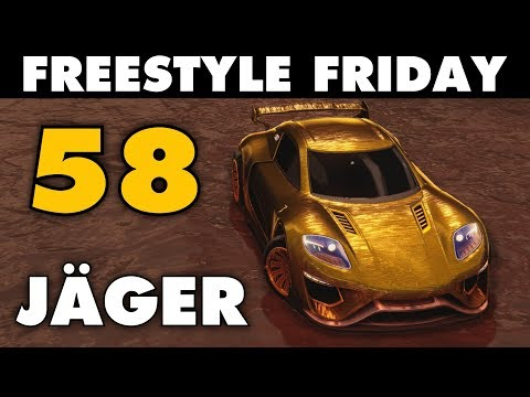 Freestyle Friday 58 with JÄGER 619 RS (Rocket League Best Goals & Fails) thumbnail