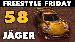 Freestyle Friday 58 with JÄGER 619 RS (Rocket League Best Goals & Fails)