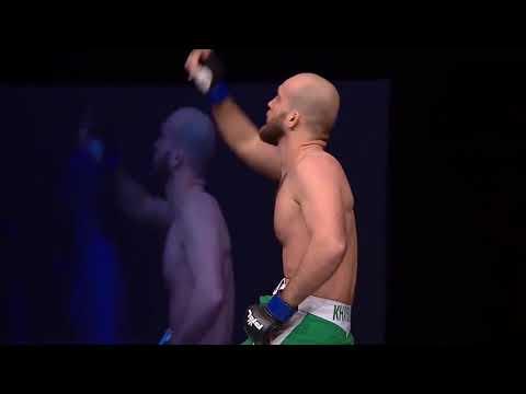 Российский боец нокаутировал американца за 10 секунд!