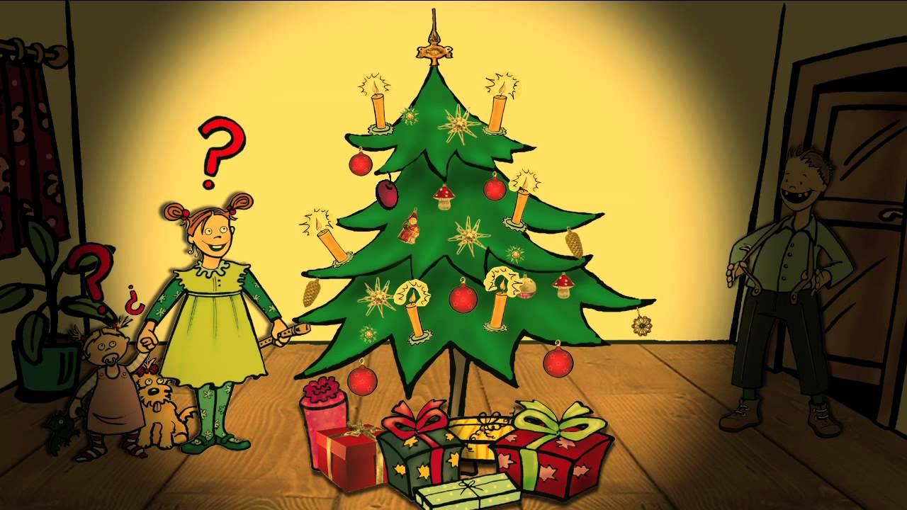 Am weihnachtsbaume da hangt ne