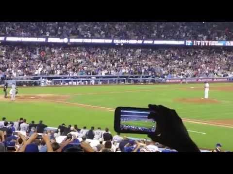 Clayton Kershaw Throws No Hitter for Los Angeles Dodgers