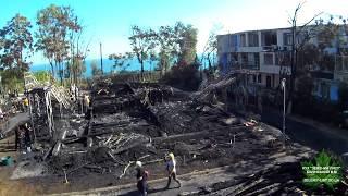 Возможные причины пожара в одесском лагере